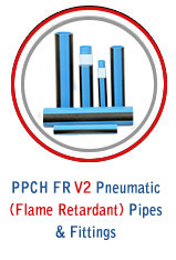 PPCH Pipe | PPCH FR Pneumatic Pipe