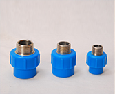 Pipe for Paper Industries | Male Threaded Adaptor PPCH Products