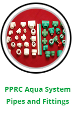 PPRC Aqua System Pipes and Fittings