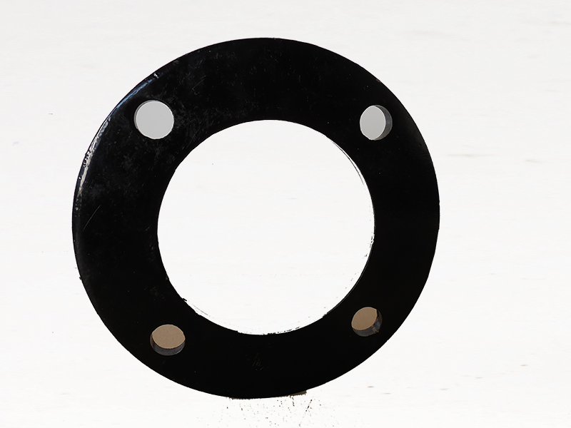 Metal Step Flange